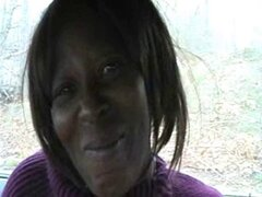 Abuela negra amteur