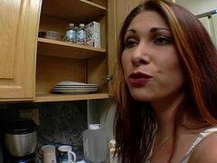 Tiffany Mynx digitación su coño como pollas de Brian Pumper ella analmente - Tiffany Mynx, Brian Pumper