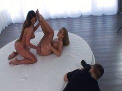 Fot grafo porno sortudo