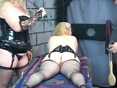 Mujeres gorditas en video BDSM