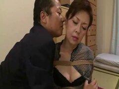 Japonesa abuela amor a