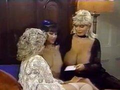 Éxtasis de lesbianas en casa de lujo, una verdadera fiesta para todos los fans de películas de sexo vintage! Una enorme colección de los mejores clips porno clásico con las más grandes estrellas de la época dorada del porno