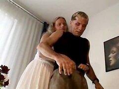 Señora madura alemana