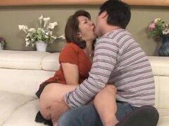 Mujer madura japonesa va Hardcore con un tio cachondo