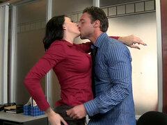 secretaria porn