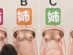 Programa bizarro asiáticos sexo raro con tio comiendo coño