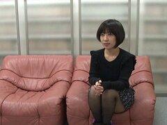 Niña falda y medias de tiras para aspirar un dick y tornillo - Mizuhara Ran