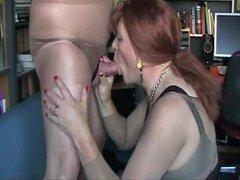 Stocking fetish y chupar la polla, Janette es mi esposa y le encanta cuando llevo medias mientras ella viste completo media del cuerpo durante el sexo. En este hecho en casa video, ella chupa mi polla con pasión mientras disfrutamos de nuestro fetiche.