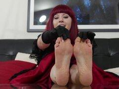 Adoración de pies HD