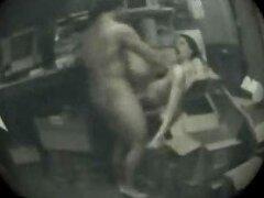 Oficina sexo como nunca antes de escena en Voyeur Clip