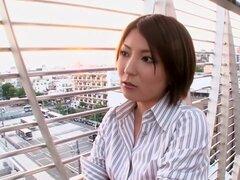 Puta japonesa caliente en video increíble HD JAV