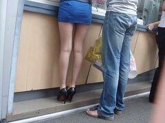 minifalda porn