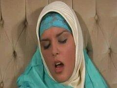 Arabe hijab girl-Ghagi