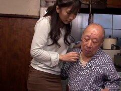 Hibiki Otsuki en parte prohibido enfermería 1.2,