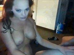 Big Tit Wife Amateur Threesome