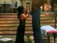 El Sr. 18 pulgadas Tony Duncan folla enano chica