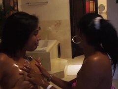 NURU masaje Republica Dominicana VIDEO