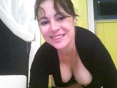MILF Webcam tetas grandes-