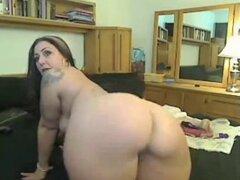 Jovencita Webcam occidental muestra su Butthole Britannic vapor