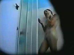 Camara oculta viendo Gal en la ducha