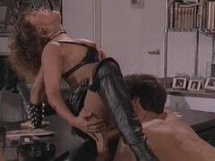 Ashlyn Gere lets lewd Peter North fondle her body and eat her pussy - Ashlyn Gere, Peter North