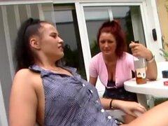 esposa gordita alemana necesita pecho natural anal, big chubby esposa alemana necesidades extrema anal al aire libre
