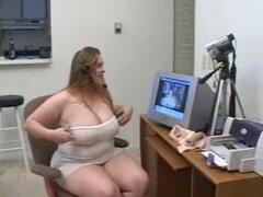 BBW frente a webcam