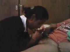 Mexicana del DF con garganta profunda mamando rico 3,