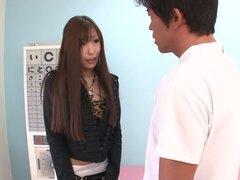 Increíble guarra japonesa Natsuki Yoshinaga en sin censura pelicula Facial exóticas JAV
