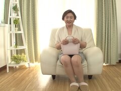 Hermosa madre japonesa follada