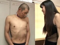 Kozue Maki, Suzukicha Shoku en hombre M 3 Secretario sádico Ic tormento obediencia absoluta
