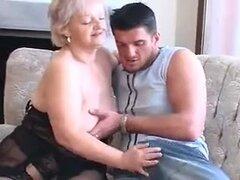 Abuela puta disco duro por TROC