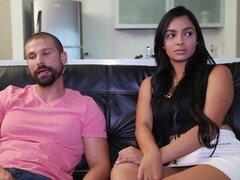 Gran culo colombiana Valery Santos películas su primera Porno (cff15531)