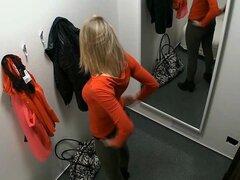 VOYEUR dos camaras de seguridad ocultas en vestuario