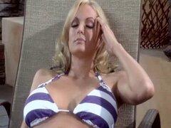 Ducha de milfs bikini