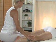 Masajes y pajas pornstar caliente