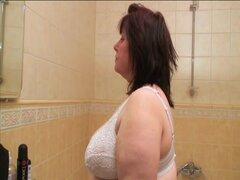 Abuela gorda folla - industrias intenso