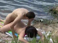 Voyeur río RUS. Rus río voyeur