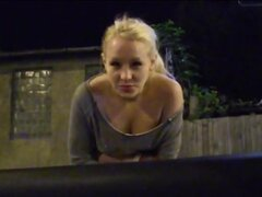 Amateur blondie teen girl Lola Taylor fucked by fat cock. Amateur blondie teen girl Lola Taylor gives head and pussy fucked by fat cock inside the car