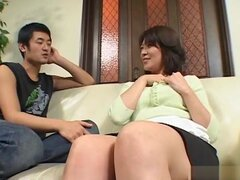 Increible puta japonesa en caliente sin censura, video de trios JAV