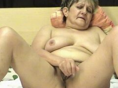 Abuelita ia un Webcam R20