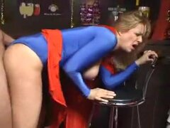 Perra rubia superhéroe, superhéroes perra rubia