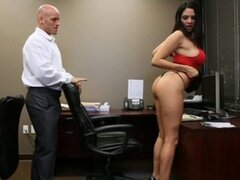 Chica de oficina Missy Martinez. Chica de oficina Missy Martinez