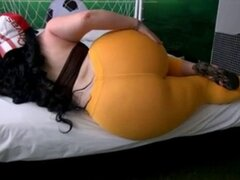 BBW Latina diosa HD
