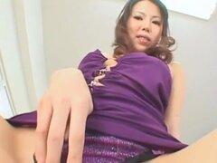Más caliente guarra japonesa Rino Asuka en POV Crazy, película JAV peludo