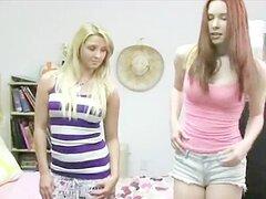 Chicas amateur siendo enviadas por sexo lesbico