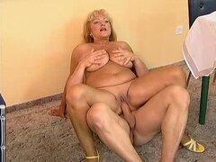 Abuela alemana