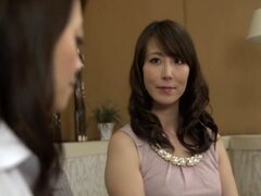 Puta japonesa caliente en MILF loco, pelicula pezones JAV