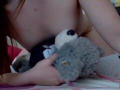 Sesión de webcam camgirl 3
