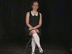 Adolescentes AnnaBelle Lee obtiene jugó en un increíble video BDSM - AnnaBelle Lee